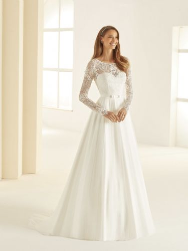 Madison A line wedding dress